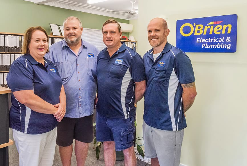 The O'Brien Coopers Plains Managers