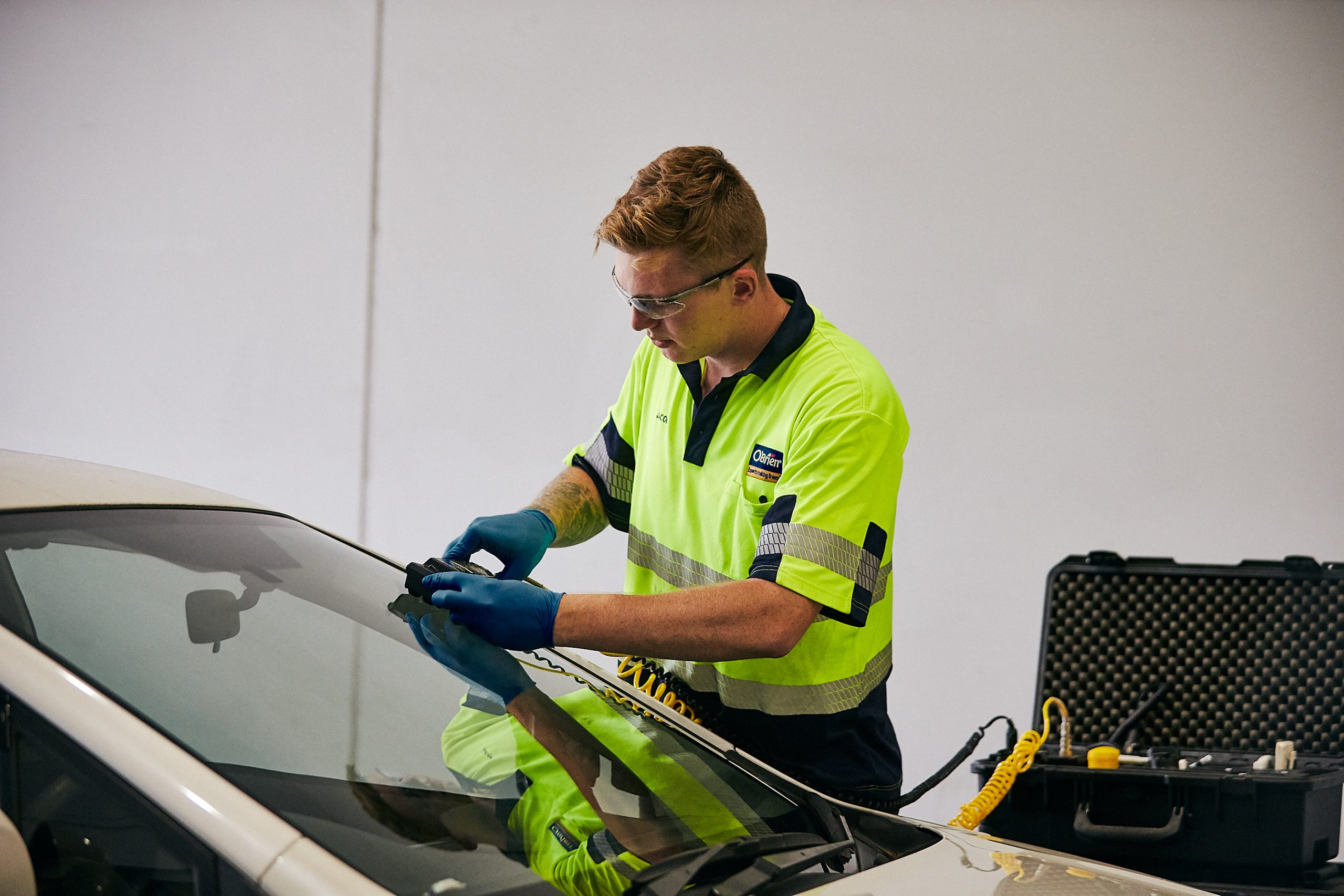 Get Your Windscreen Chip Repaired Quickly Before it Cracks